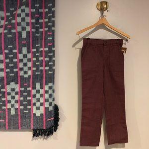 NEW Tea Collection Dress Pants Boys size 10